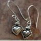 Milagro Heart Earrings