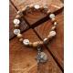 St Benedict Rosary Bracelet