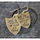 Put on the full armor of God earrings
