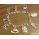 Ephesians 6 Christian Charm Bracelet