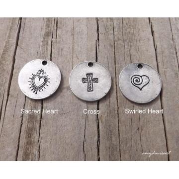 Personalized Confirmation Rosary (Catholic Gift)