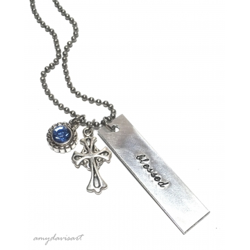 Blessed Christian Necklace